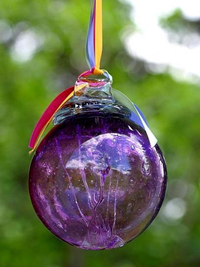 glass, balls