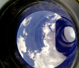 glass, binoculars