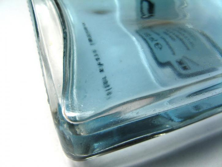 glass, detail