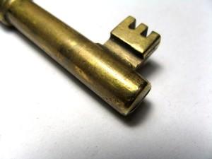gold, key