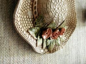 chapeau, femmes, femelle, chapeau