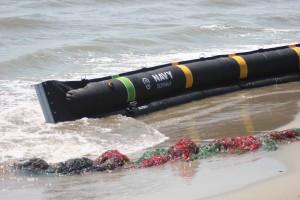 heavy, duty, sea, boom, booms
