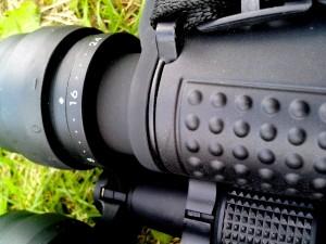 lov, dalekozor, zatvorite