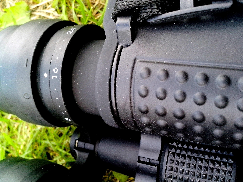 Free photograph; hunting, binoculars, close