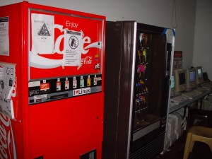 internet, connected, soda, juice, machine