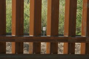 fer, mur, frontière