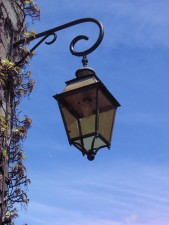 rue, lampe, annecy, France