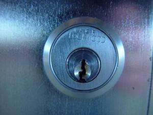 lockwood, brand, lock, face, keyhole