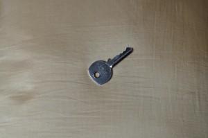 metala, ključ, zaključavanje