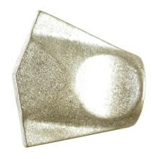 metallic, gegossen