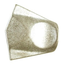 metallic, cast