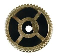 metallic, gear, object
