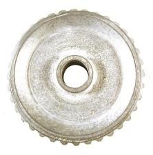 metallic, part, gear