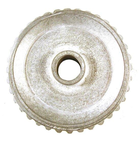 métallique, partie, engrenage