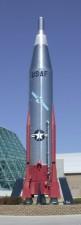 Atlas ICBM, stratégique, air, espace, musée, Nebraska