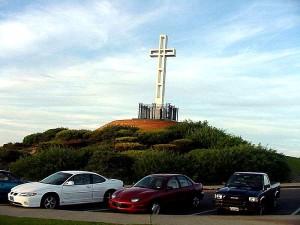 solidad, San Diego, crosses