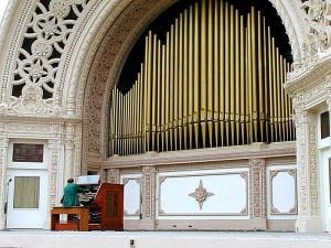 Rohr, Orgel, spreckels