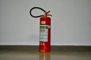 red, fire, extinguisher