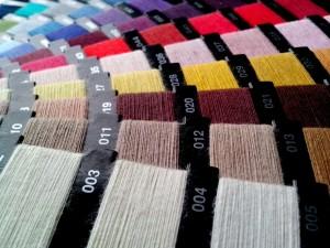 color, hilo de coser, pintar, los números