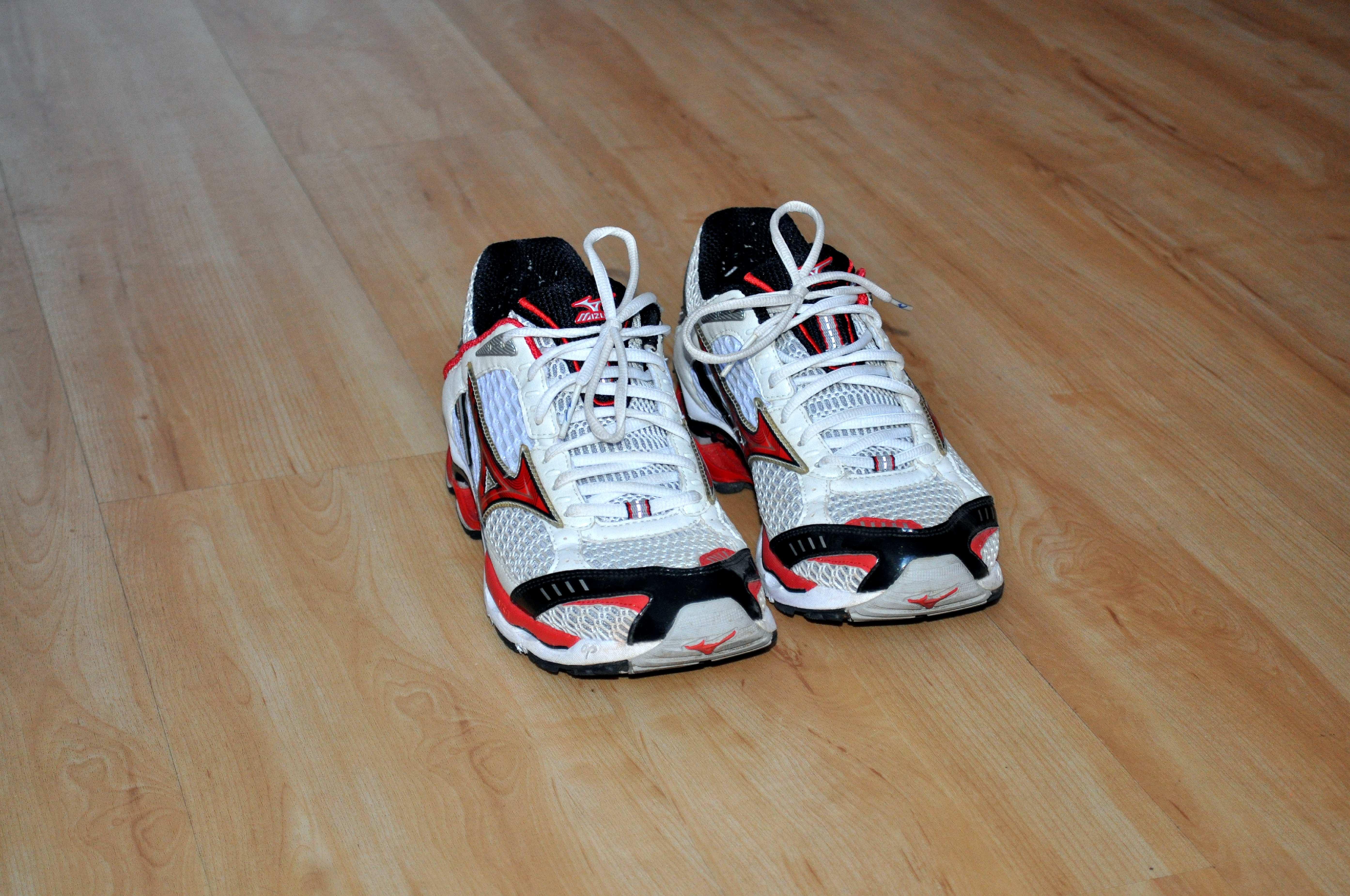 Free photograph; modern, running, shoes