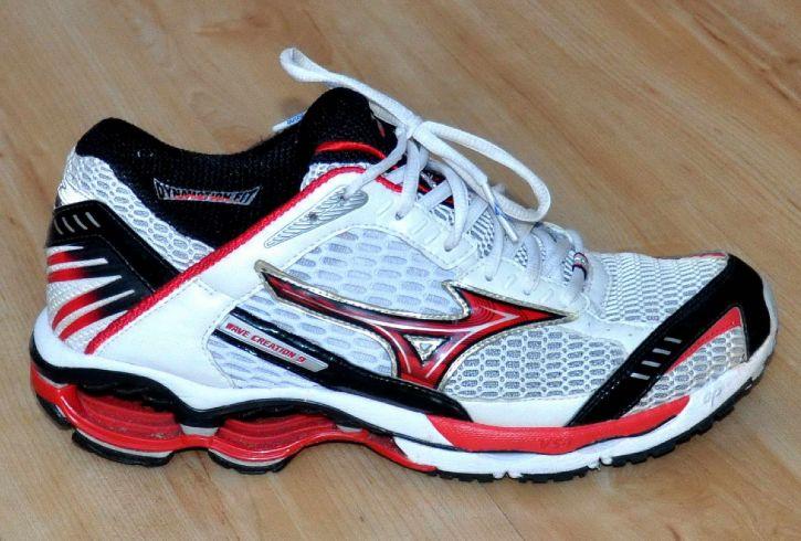 运动, 跑鞋, 白色