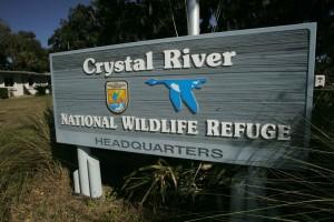 crystal, river, wilderness, refuge, visitor, center, sign