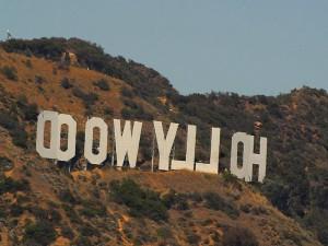 hollywood, sign, grifith, park