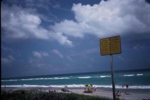 sign, beach, hobe, sound, wilderness, refuge