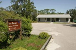 sign, secour, wilderness, refuge, visitor, center