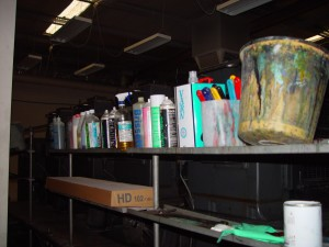 solvents, anti, static, brushes, buckets