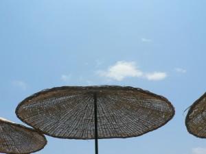 sun, parasol