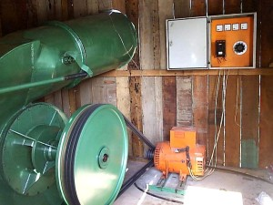 micro, hydropower, turbine, generator, brought, electricity, excitement, remote, village