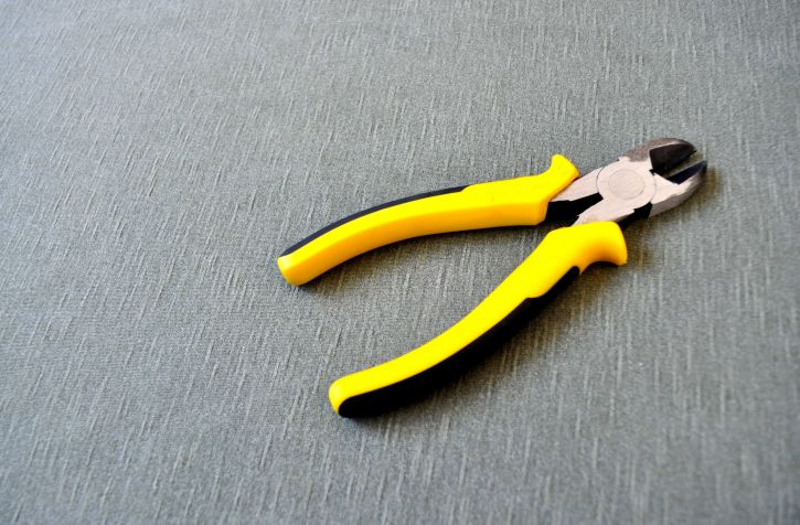 electrician, pliers