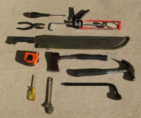 tools, various, screwdriver, saw