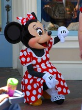 Disney Minnie, mysz