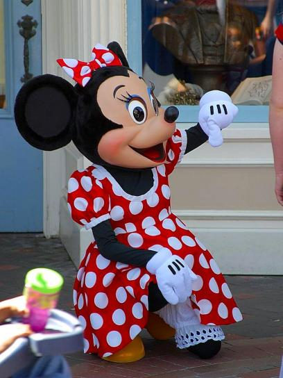 disney, Minnie, souris