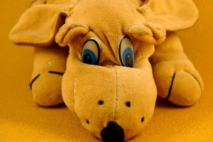 rellenado, animal, juguete
