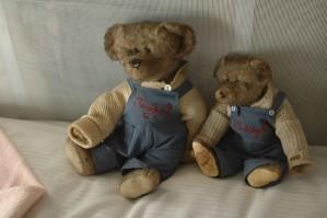 테 디, 곰, 장난감, 컬렉션