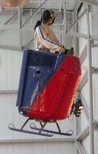 Williams, jet straal, vliegen, onderzoeksplatform