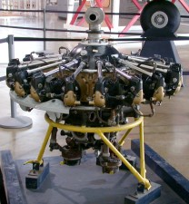 wright, cyclone, radial, moteur
