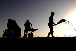afghanistans, infrastruktuuri, projektin, road, rakentaminen, Shebirghan, Farah, maakunnassa, Afganistanissa