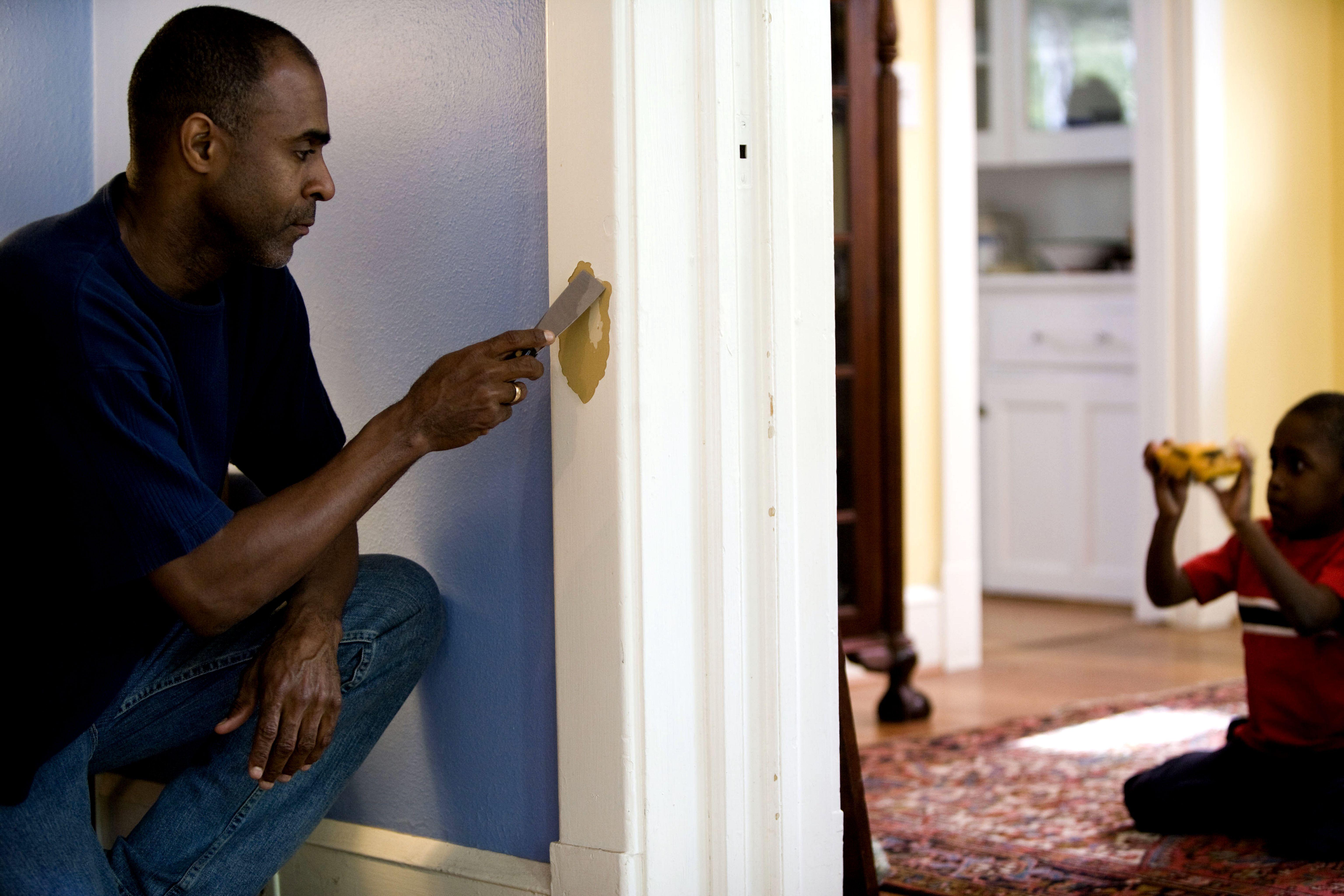 Imagen gratis: Afroamericano, el padre, el proceso, la reparación ...
