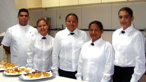 arco, iris, i beneficiari, il lavoro, il cibo, il servizio, l'ospitalità, naturalmente, la laurea, cerimonia