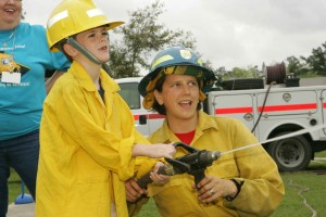 Zukunft, Feuerwehrmann