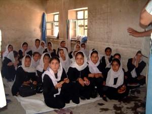 Afganistan, fete, educaţie