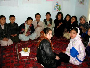 Afghanistan, boys, girls, education, school