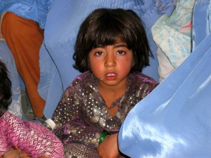 Afghanistan, ung jente, helse, sentrum