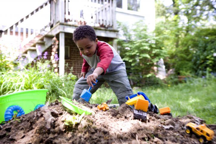 Garden Design For Family