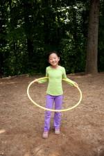 Azijski, američki, školu dijete, fotografirana, vanjski