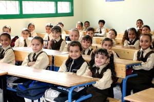 chłopcy, dziewczyny, Szkoła